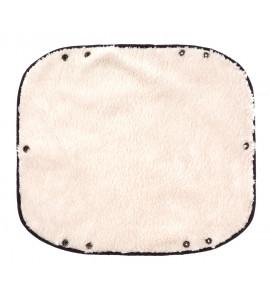 Sensillo Rukávnik na kočík Sensillo 40x45 beige