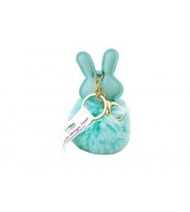 Adam toys, Kľúčenka s bambuľkou - králiček