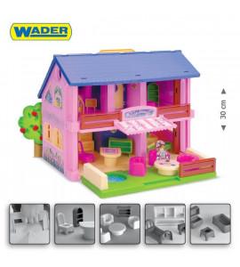 WADER Domček pre bábiky