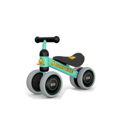 BABY MIX Baby Bike zelené
