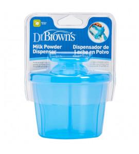 Dr. Browns AC038 Nádoba na sušené mlieko ružová