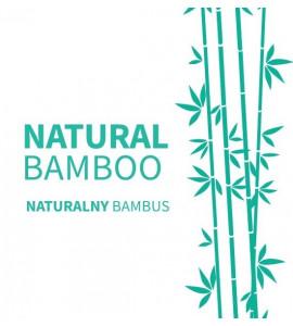 BabyOno Deka pletená bambusová ružová
