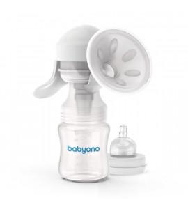 BABY ONO Odsávačka materského mlieka manuálna Anatomy
