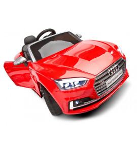 TOYZ Elektrické autíčko Toyz AUDI S5 - 2 motory červené