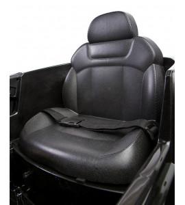 TOYZ Elektrické autíčko Toyz AUDI S5 - 2 motory čierne