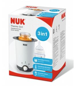 NUK 256377 Ohrievač mlieka, jedla THERMO 3w1
