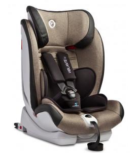 CARETERO Autosedačka CARETERO Volante Fix Limited beige 2018 9-36 kg