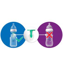 AVENT Dojčenská fľaša Avent Anti-Colic s ventilom Airfree 260 ml