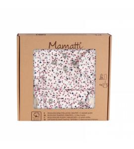 Mamatti Látková plienka EKO sada - nohavičky + 2 x plienka, veľ. 5 - 14 kg, Mouse