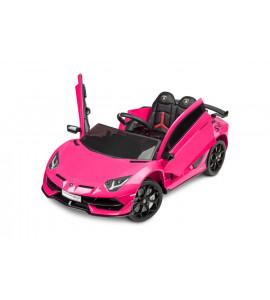 TOYZ Športový automobil na AKU. LAMBORGHINI ružové