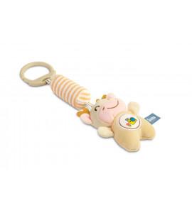 Sensillo Závesná hračka MINIZOO KRAVIČKA