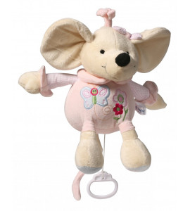 BABY ONO Hrajúci myška 927
